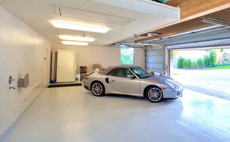 Best paint color for garage interior