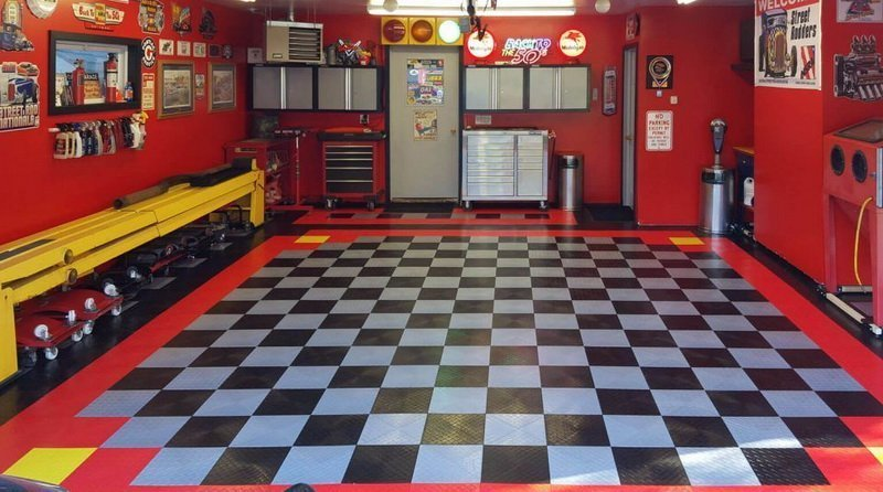 Really rate your garage