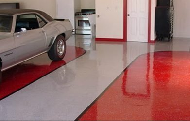 Choosing an Industrial Garage Floor Paint