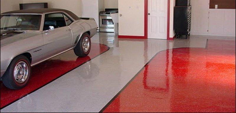 Choosing an Industrial Garage Floor Paint