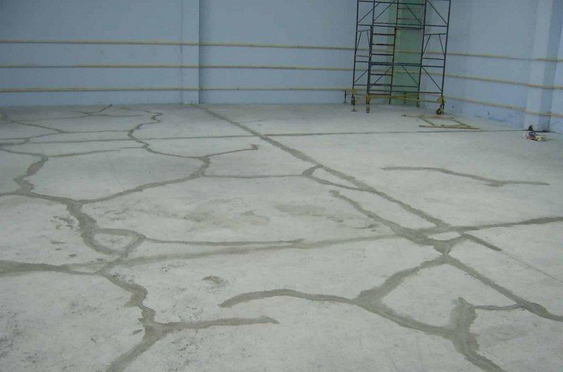 Industrial Garage Floor Paint