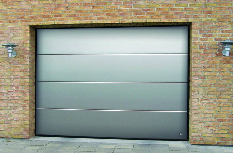 How to fix dents on steel garage doors