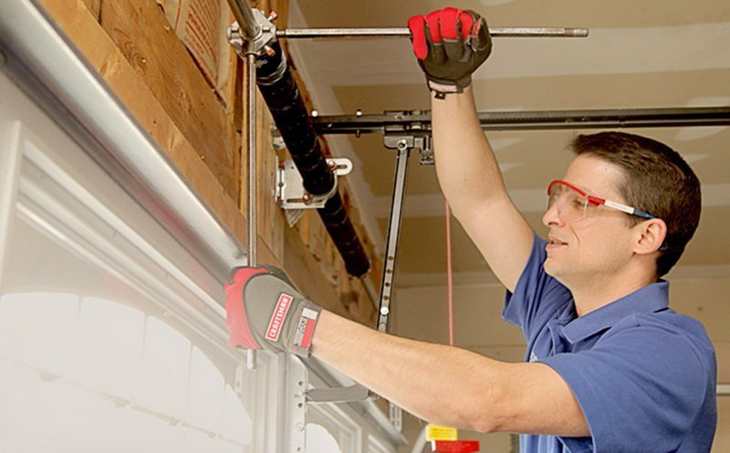 Just how much does it cost to replace a garage door spring