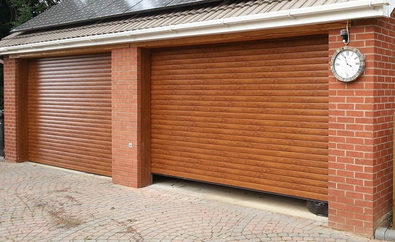 Numerous Types Of Roll Up Garage Doors