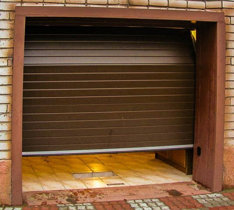 Mechanical problems garage doors