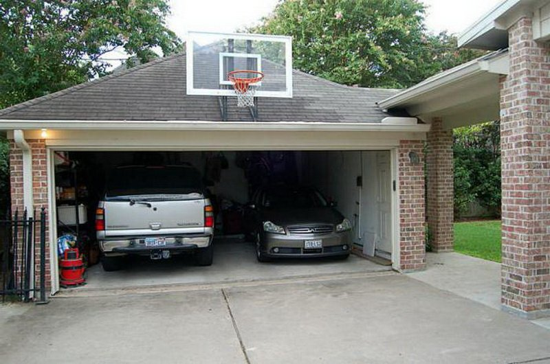 Have Limited Space two gar garage