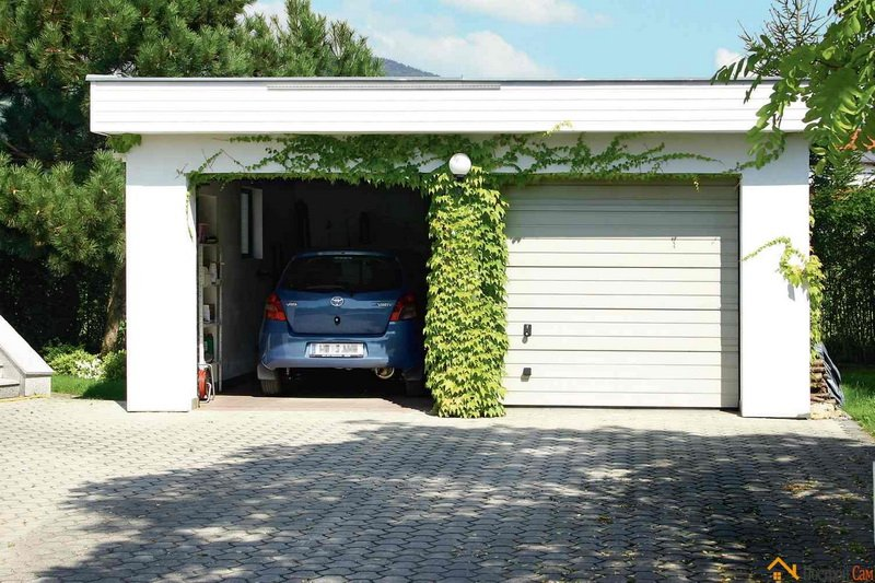 Dimensions 2 car garage